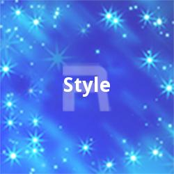 Listen to Chiru Cheyyesthe songs from Style