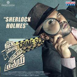 Listen to Sherlock Holmes (F) songs from Agent Sai Srinivasa Athreya