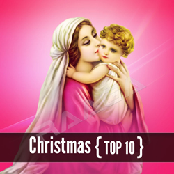 Christmas Top 10 songs