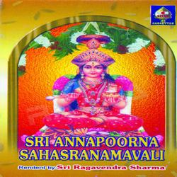 Sri Annapoornaa Sahasranaamaavali songs
