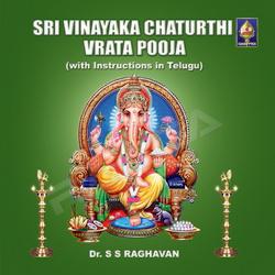 Sri Vinayaka Chaturthi Vrata Pooja