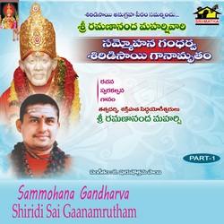 Listen to Vara Brmha Saini songs from Sammohana Gandharva Shiridisai Ganamrutham - Vol 01