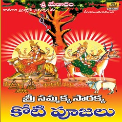 Listen to Koduka Jampaya Raara songs from Sri Samakka Sarakka Divya Darshanam