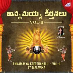 Annamayya Keerthanalu - Vol 2 songs
