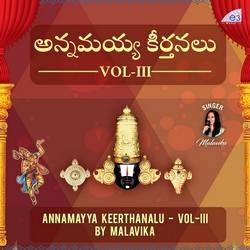 Annamayya Keerthanalu - Vol 3 songs