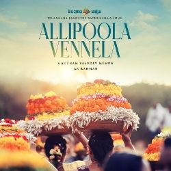 Allipoola Vennela - Telangana Jagruthi Bathukamma Song songs