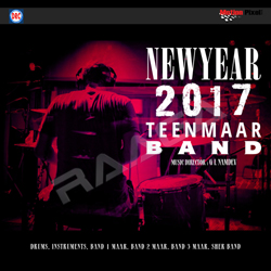 Listen to Teenmaar - 13 songs from New Year 2017 Teen Maar Band