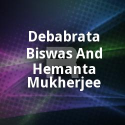 Debabrata Biswas And Hemanta Mukherjee