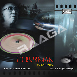 Listen to Paradeshey Keno Go songs from SD. Burman - Rare Bangla Songs (Vol 2)