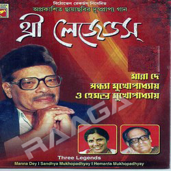 Listen to Ei Jalsaghare Momer Bati songs from Three Legends