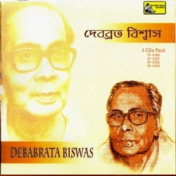 Listen to Nibhrita Praner songs from Debabrata Biswas - Vol 4