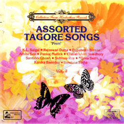 Listen to Chiniley Na Amarey songs from Assorted Tagore Songs - Vol 2