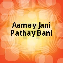 Listen to Tomarei Koriachhi Jibnaer songs from Aamay Jani Pathay Bani