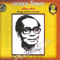 Listen to Aakash Parey Sudhay Bhare songs from Songs Of Rabindranath Debabrata Biswas
