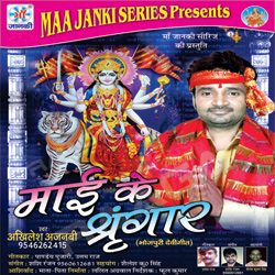 Listen to Jhule Lu Jhulnava E Mai songs from Mai Ke Shingar