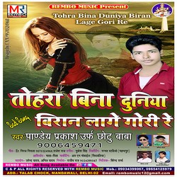 Tohara Bina Duniya Biran Lage Gori Re songs