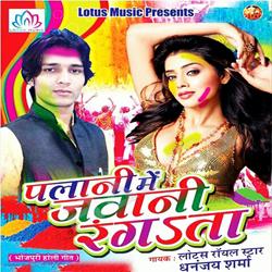 Listen to Phagunawa A Sakhi Jaan Leke songs from Palani Me Jawani Rangata