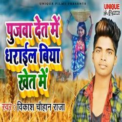 Pujawa Det Me Dharail Biya Khet Me songs