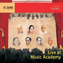 Listen to Chetasri songs from Live at Music Academy (12 Sangitha Kalanidhis) - Vol 1