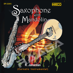 Saxophone With Mandolin songs