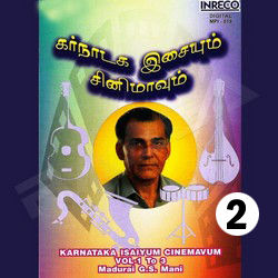 Karnataka Isaiyum Cinemavum - Vol 2 songs