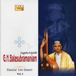 GN. Balasubramaniam Vol - 4