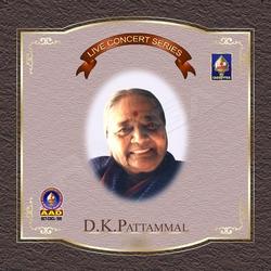 Listen to Sri Subramanyaya Namasthe Part - 2 songs from Live Concert Series (DK. Pattammal) - Vol 3