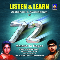 Listen to Mela Kartas Part - 57 songs from Listen And Learn - Carnatic Music Vol 4