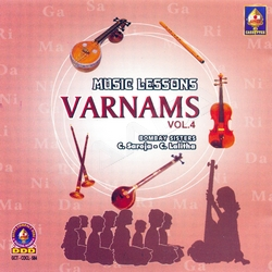 Listen to Valachi songs from Music Lessons Varnams - Vol 4