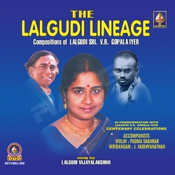 The Lalgudi Lineage songs