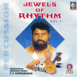 Jewels Of Rhythm - Vol 1 songs