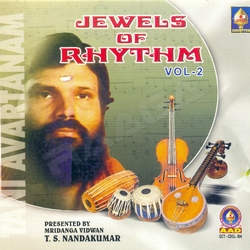Listen to Ragam Taanam Part - 2 songs from Jewels Of Rhythm - Vol 2