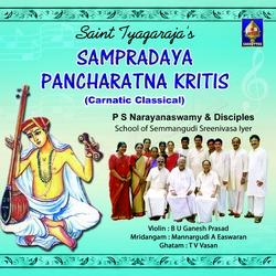 Listen to Dudukugala songs from Sampradaya Pancaratna Kritis