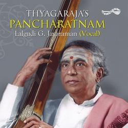 Thyagarajas's Pancharatnam songs