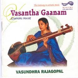 Listen to Ganarajena songs from Vasantha Ganam