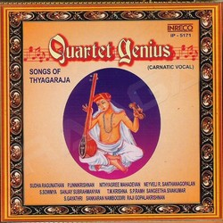 Listen to Ramabhakthi songs from Quartet Genius - Songs Of Thyagaraja