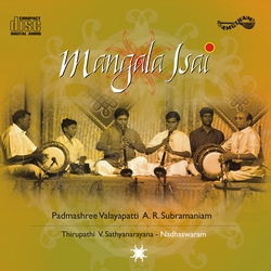 Listen to Nee Dhaya Radha songs from Mangala Isai (Nadaswaram)
