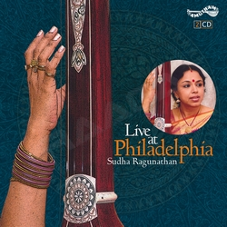 Listen to Dharini songs from Live at Philadelphia - Sudha Raghunathan (Vol 1)