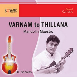 Listen to Swami Dayachuda (Varnam) songs from Mandolin Maestro U. Srinivas