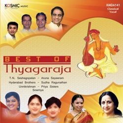 Best of Thyagaraja songs