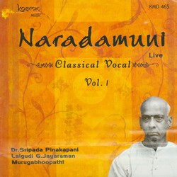 Naradamuni - Vol 1 songs