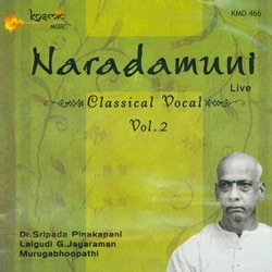 Naradamuni - Vol 2 songs