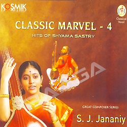Listen to Mayamma songs from Classic Marvel - 4 (Hits Of Shyama Sastry)