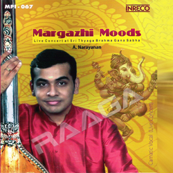 Listen to Thillana songs from Margazhi Moods (Live Concert at Sri Thyaga Brahma Gana Sabha)