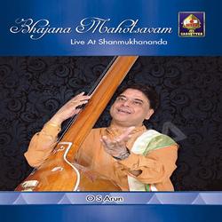 Listen to Prabho Ganapate  songs from Bhajana Mahotsavam - O S Arun