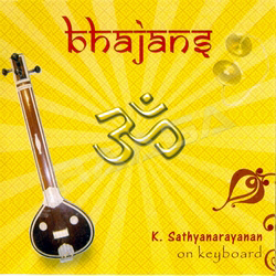Listen to Gananayakam Ganeshwaram songs from Bhajans On Keyboard