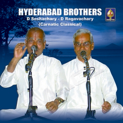 Listen to Palukadevimiri songs from Hyderabad Brothers - Carnatic Classical