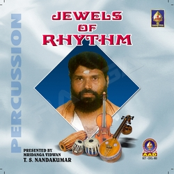 Listen to Viriboni - Varnam songs from Jewels Of Rhythm - Percussion Music