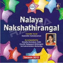 Nalaya Nakshathirangal 2012 - Deekshita songs