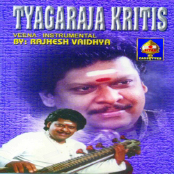 Listen to Sri Ganapatini songs from Thyagaraja Kritis - Veena